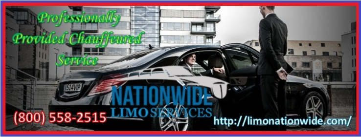 Professionally Provided Chauffeured Service